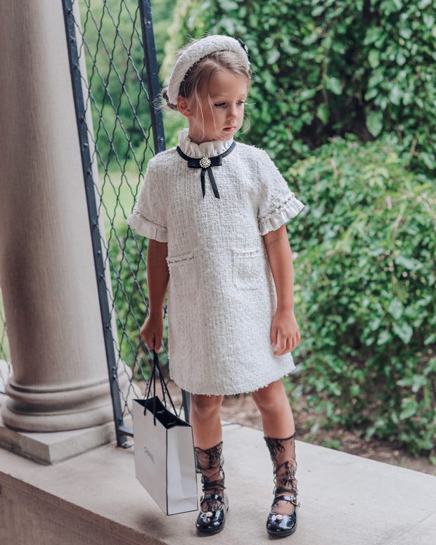 Stella Tweed Dress