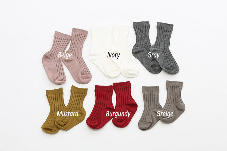 Baby Toddler Socks