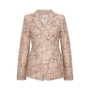 Zelda women's tweed Blazer Jacket
