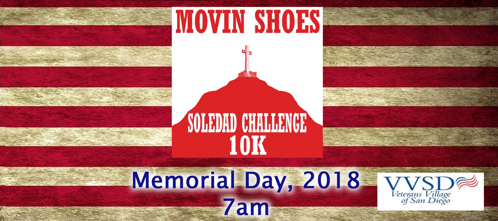 Memorial Day Soledad Challenge