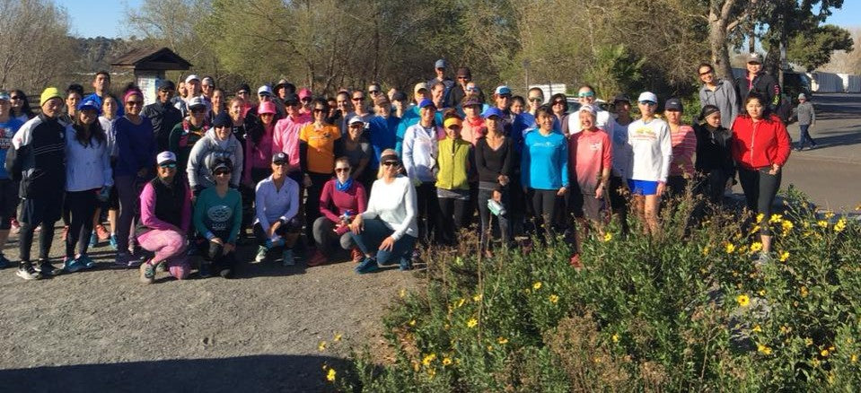 Women Who Fly Trail Run - Daley Ranch