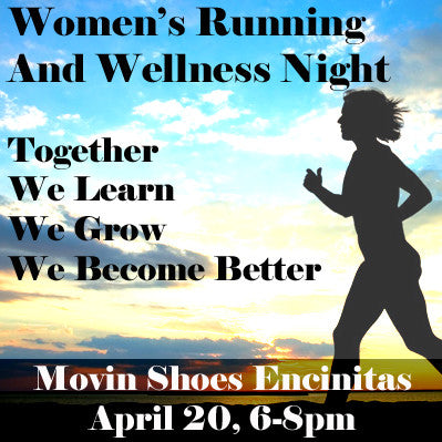 Women's Running and Wellness Night