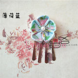 Flower Hair Clip/ Hairpin For Traditional Japanese Kimono/ Yukata Style 12