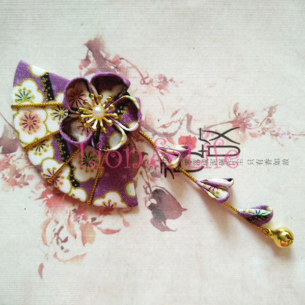 Hair Clip/ Haripin - For Traditional Clothing Style 4