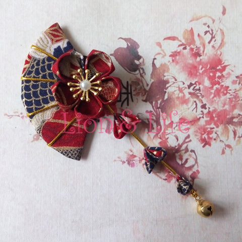 Hair Clip/ Haripin - For Traditional Clothing Style 7