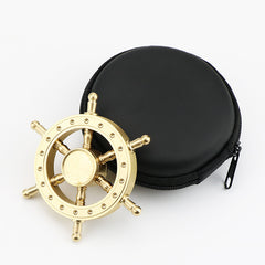 Old Captain Metal Hand Spinner - ny gadget store
