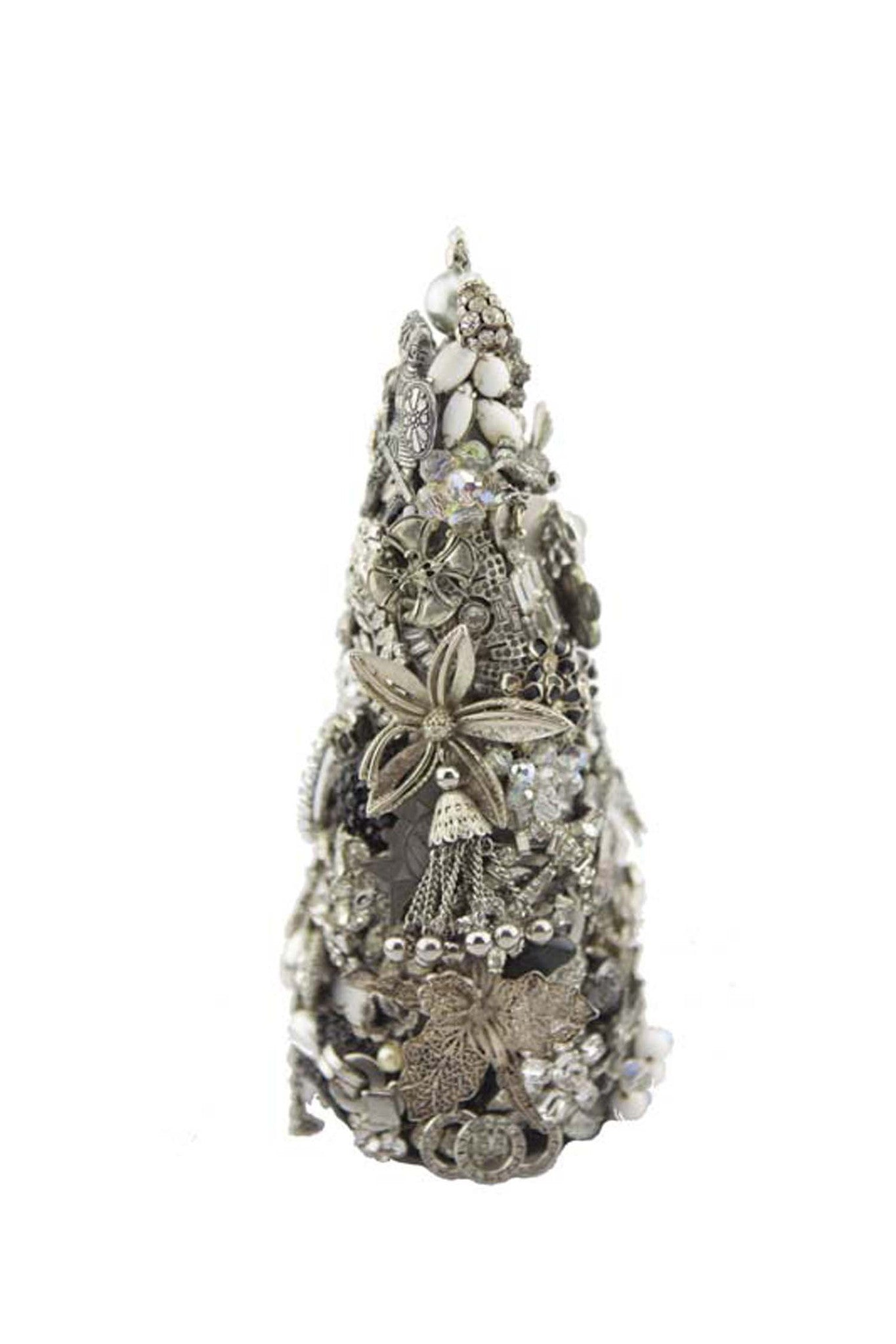 "Beyond The Jewel Box-8"" Tree/Silver"