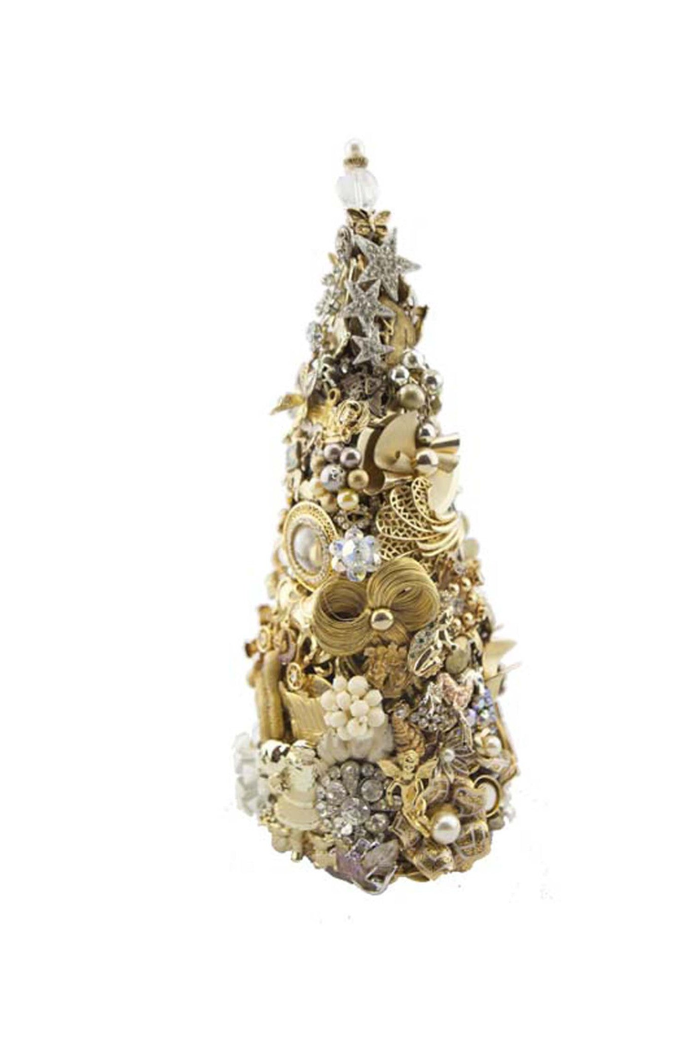 "Beyond The Jewel Box-12"" Tree/Gold"
