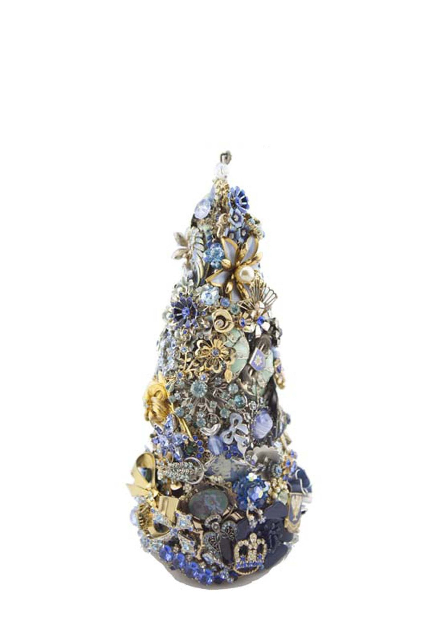 "Beyond The Jewel Box-12"" Tree/Blue"