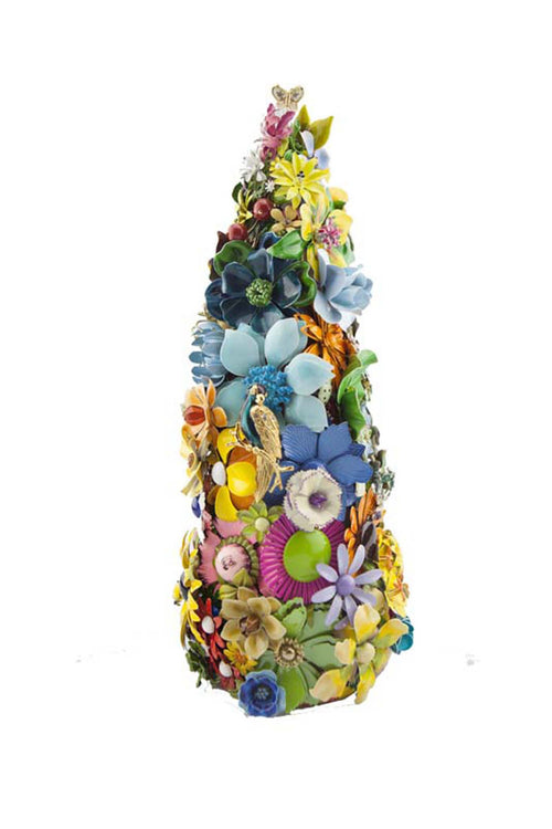 "Beyond The Jewel Box-15"" Tree/Enamel Spring"