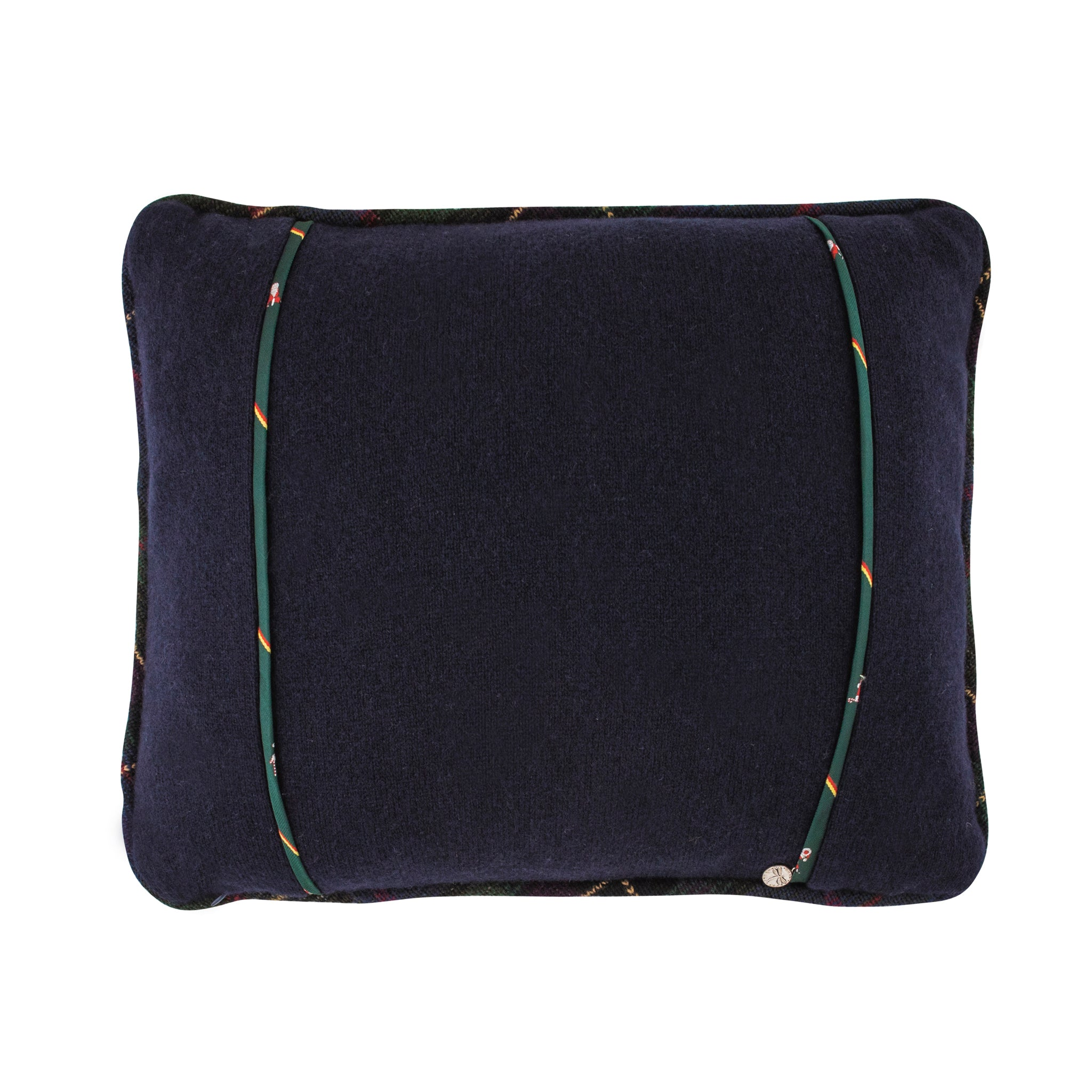 Elegant Interiors-/Navy Blue/Green/Red