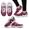 Wine Lovers Sneakers Style 1 (White)