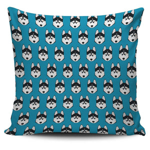 Husky Pillow Cover - Spicy Prints