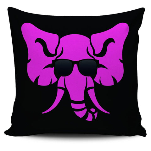 "Cool Elephant 18"" Pillow Covers - Spicy Prints"