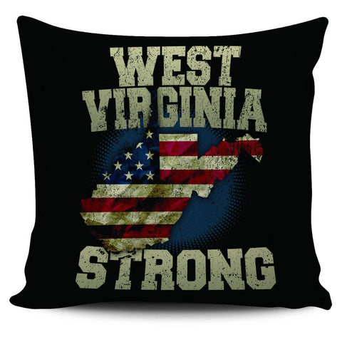 "West Virginia 18"" Pillow Covers - Spicy Prints"