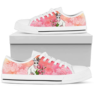 Jack Russell Women's Low Top Shoe