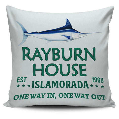 "Rayburn House 18"" Pillow Case - Spicy Prints"