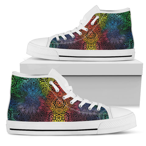 Colorful High Top