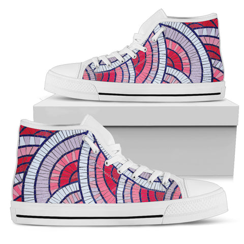 Marvellous Mosaic High Tops