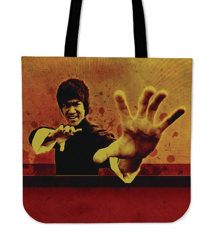 "Masters 16"" Totebag - Spicy Prints"