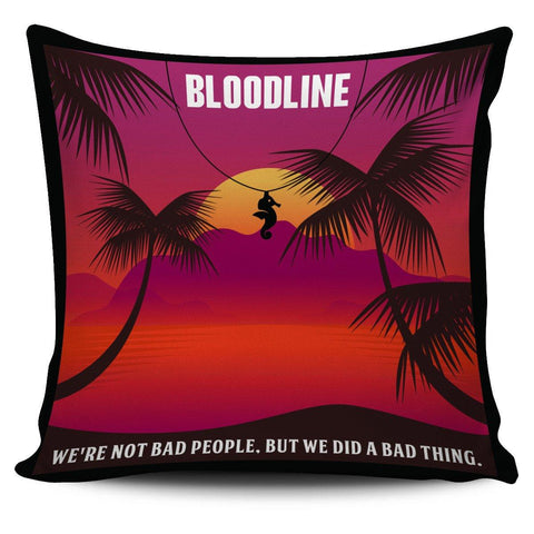 "Bloodline 18"" Pillowcase - Spicy Prints"