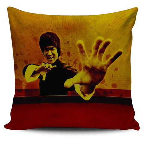 "The Master 18"" Pillow Cover - Spicy Prints"