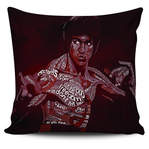 "Image of The Master 18"" Pillow Cover - Spicy Prints"