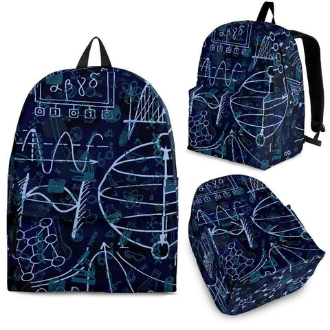 Biology Science Backpack EXP - Spicy Prints