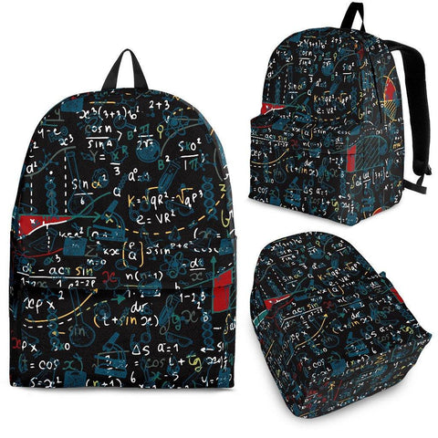Math Design Backpack EXP - Spicy Prints
