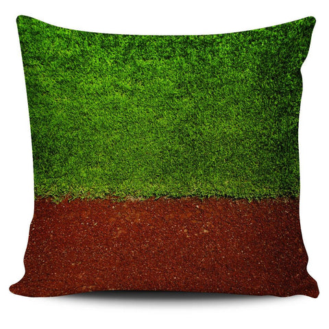 "Image of Baseball Lovers 18"" Pillow Covers - Spicy Prints"