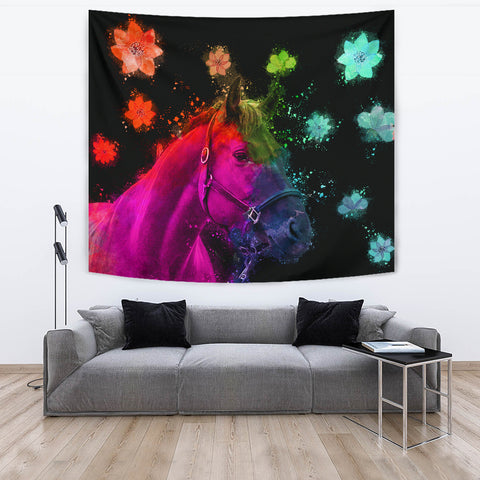 Image of Beautiful Horse Tapestry for Lovers of Horses