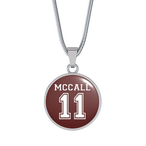 McCall 11 Premium Necklace - Spicy Prints