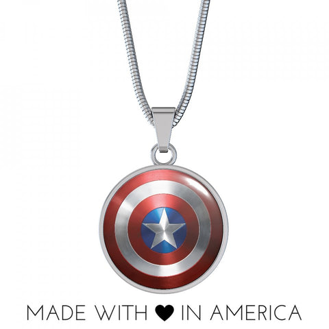 Capt America Premium Bangle - Spicy Prints