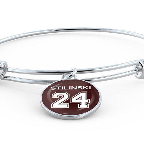 Image of Stilinski 24 Premium Bangle - Spicy Prints
