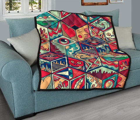 Image of Mod Quilt