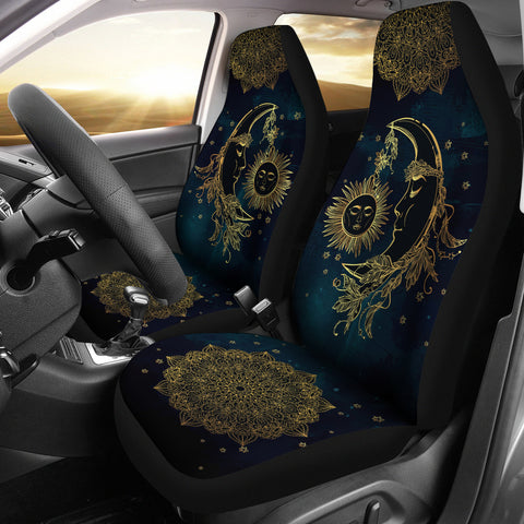 Image of Sun Moon Seat Covers