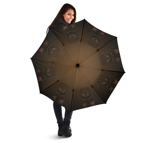 Image of rottweiler umbrella