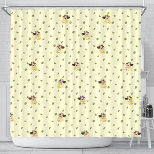 Hula Koala Shower Curtain