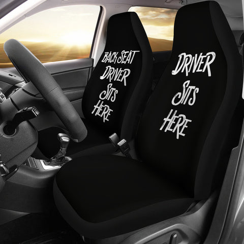 Image of Back Seat Driver Car Seat Covers