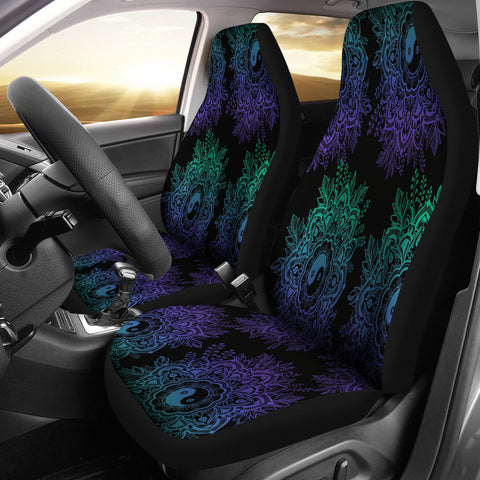 Image of Yin Yang Seat Covers