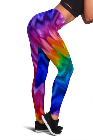 Image of Rainbow Leggings