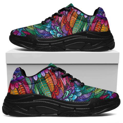 Image of Chunky Colorful Sneakers