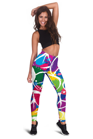 Image of Peace Women's Leggings