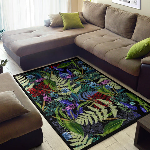 Image of Flora & Fauna Area Rug