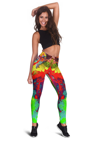 Image of Playful Spring Leggings
