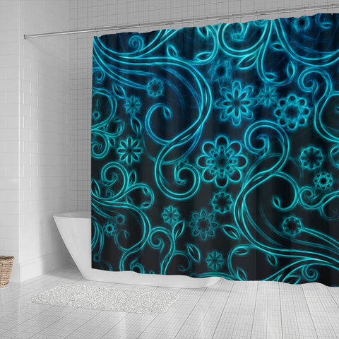 Boho Hoho Shower Curtain