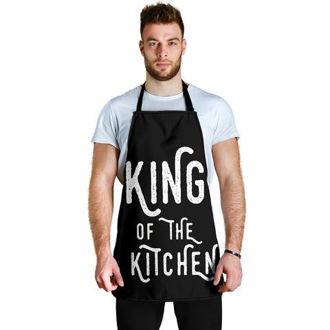 Image of Men's Apron King Of The Kitchen