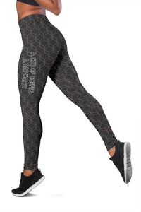 A Cup Of Coffee A Day Women's Leggings
