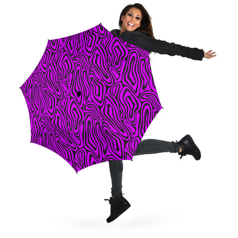 Image of Purple Day Umbrella