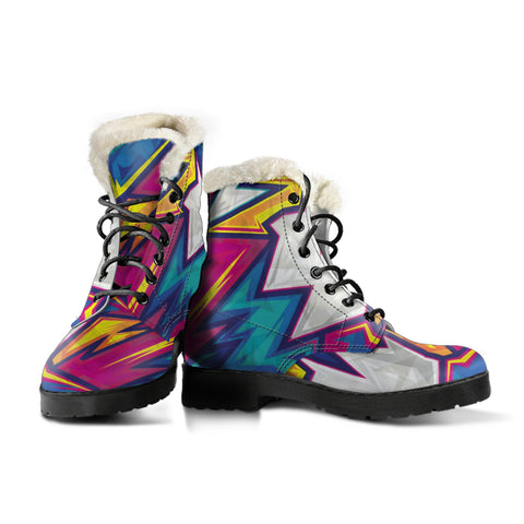 Image of Jazzy Vegan Boots
